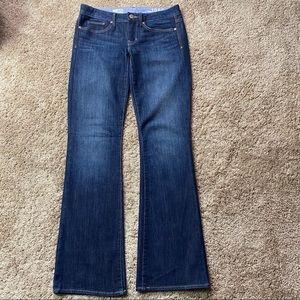 Gap 1969 Curvy Jeans 28 / 6L Long